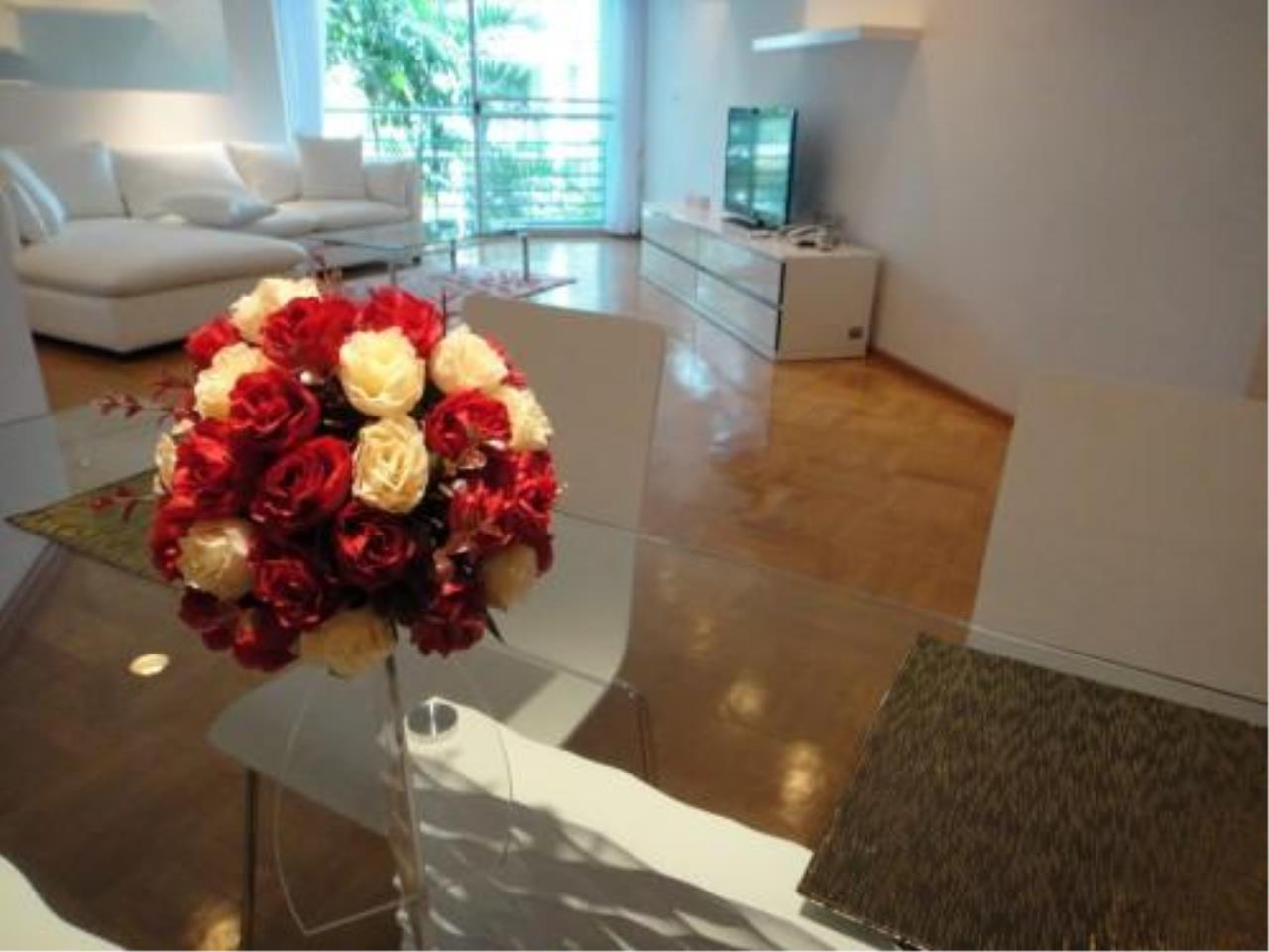 Piri Property Agency's 2 bedrooms  For Rent Bangkok Garden 2