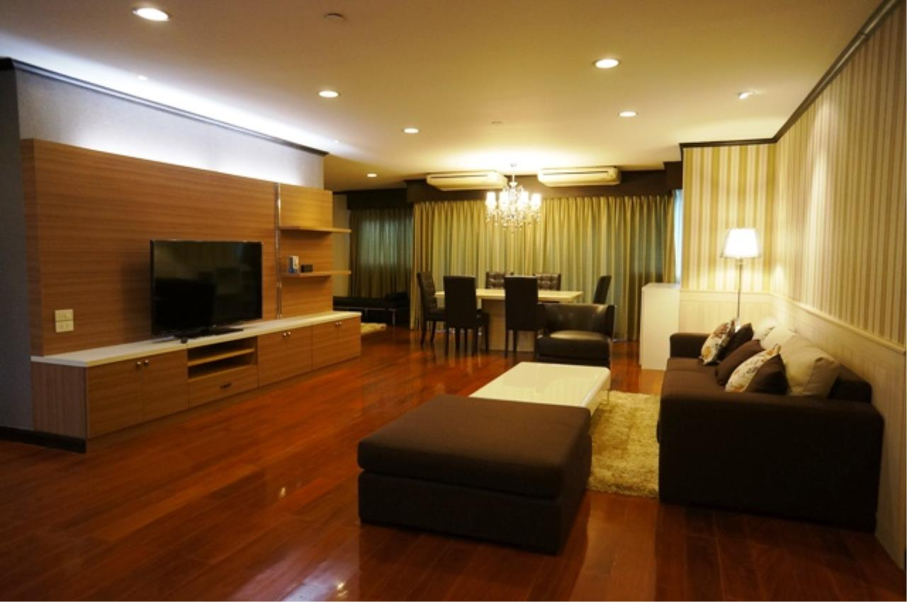 Piri Property Agency's 3 bedrooms  For Rent Sathorn Garden 1