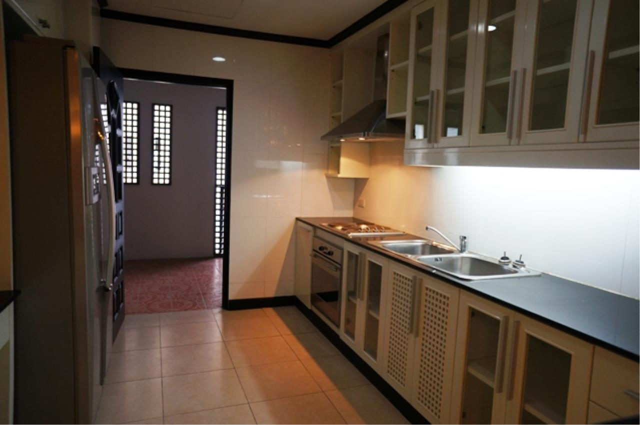 Piri Property Agency's 3 bedrooms  For Rent Sathorn Garden 4