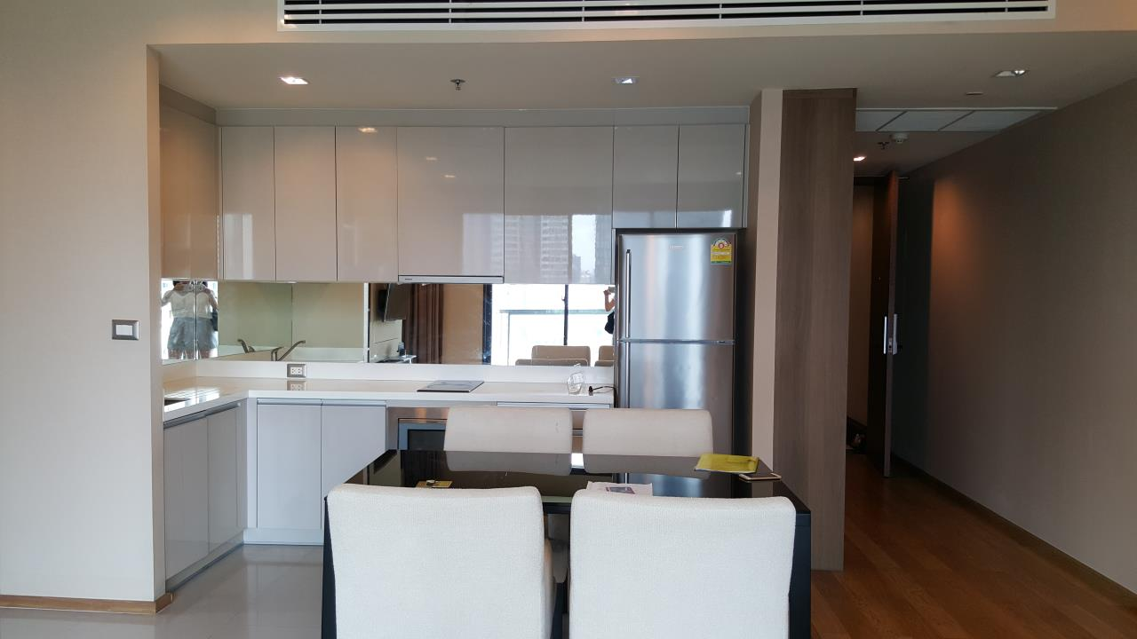 Piri Property Agency's 2 bedrooms  For Rent The Address Sathorn 2