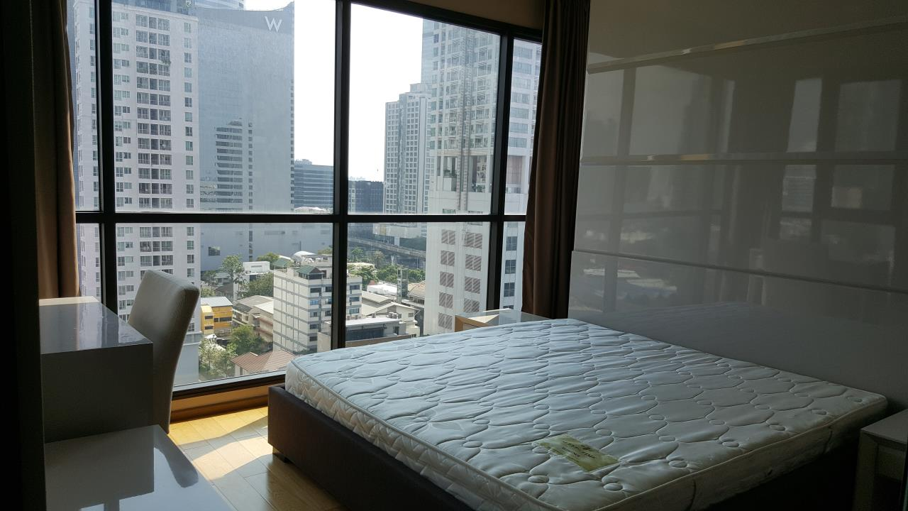 Piri Property Agency's 2 bedrooms  For Rent The Address Sathorn 3
