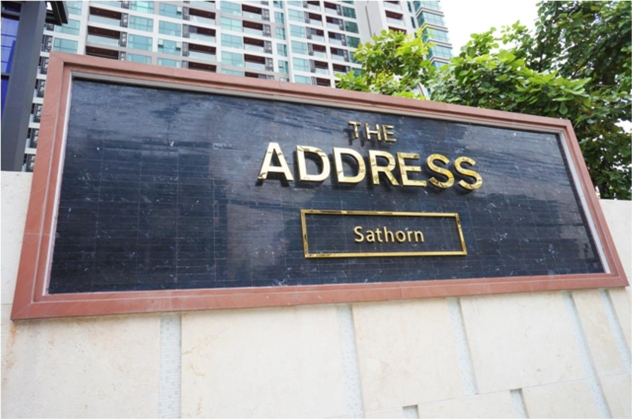 Piri Property Agency's 2 bedrooms  For Rent The Address Sathorn 7