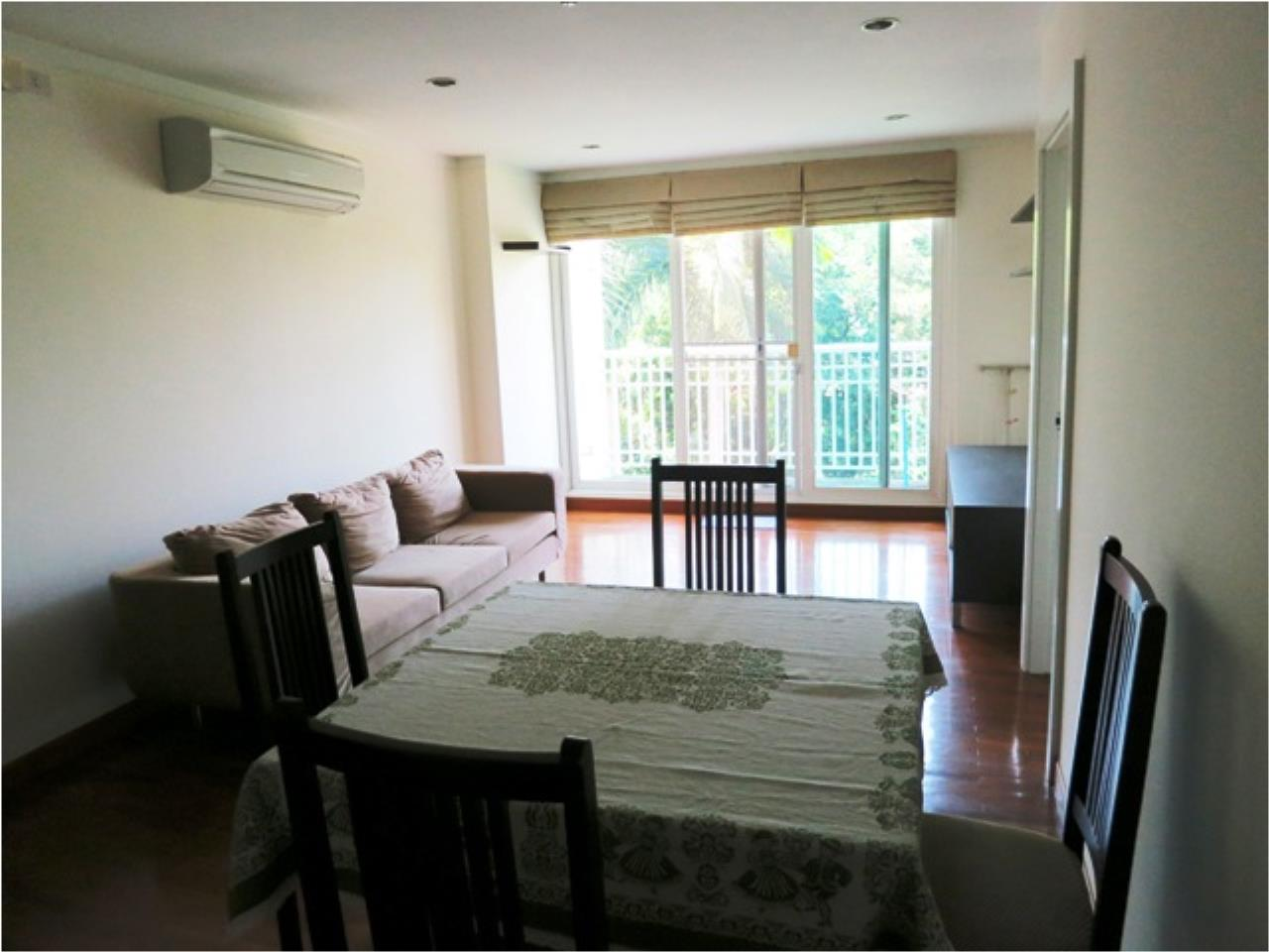 Piri Property Agency's 2 bedrooms  For Rent Baan Siri Sathorn 1