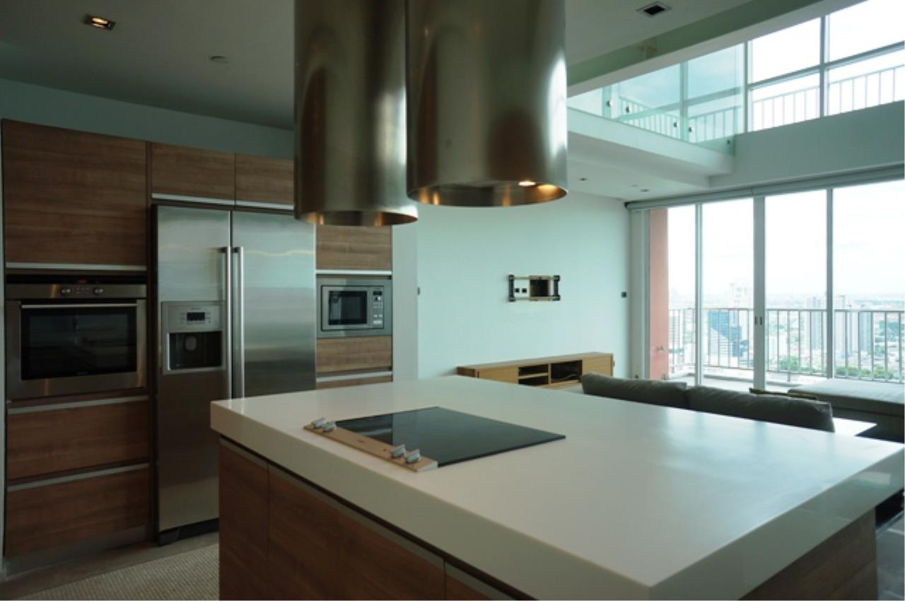 Piri Property Agency's 4 Bedroom Penthouse for Rent - Fullerton Condo in Tonglor - Ekkamai 5