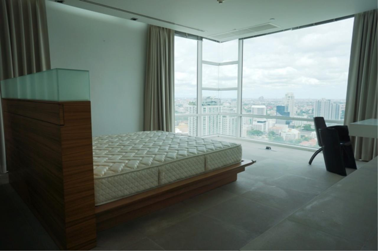 Piri Property Agency's 4 Bedroom Penthouse for Rent - Fullerton Condo in Tonglor - Ekkamai 6