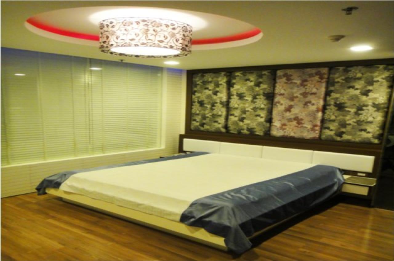 Piri Property Agency's one bedroom  For Rent Nusasiri Grand Condo 1