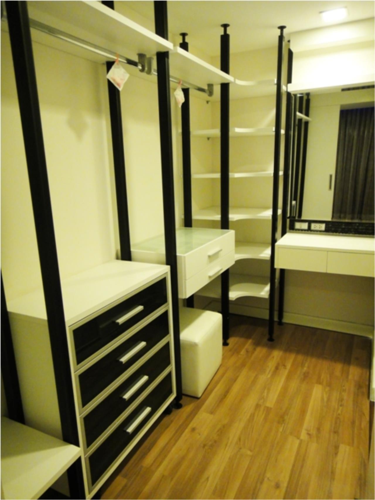 Piri Property Agency's one bedroom  For Rent Nusasiri Grand Condo 3