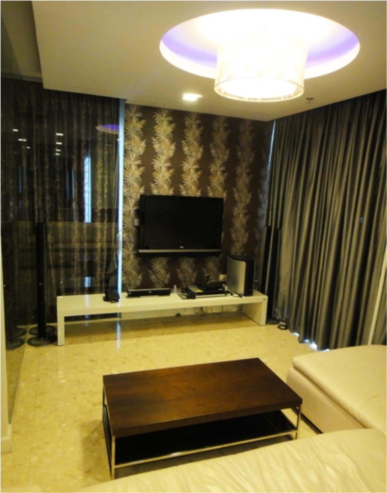 Piri Property Agency's one bedroom  For Rent Nusasiri Grand Condo 6