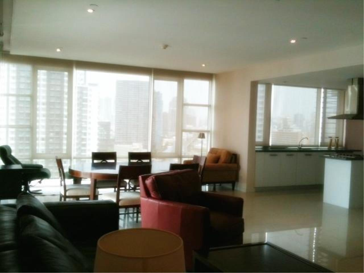 Piri Property Agency's 3 bedrooms  For Rent Fullerton Sukhumvit 4