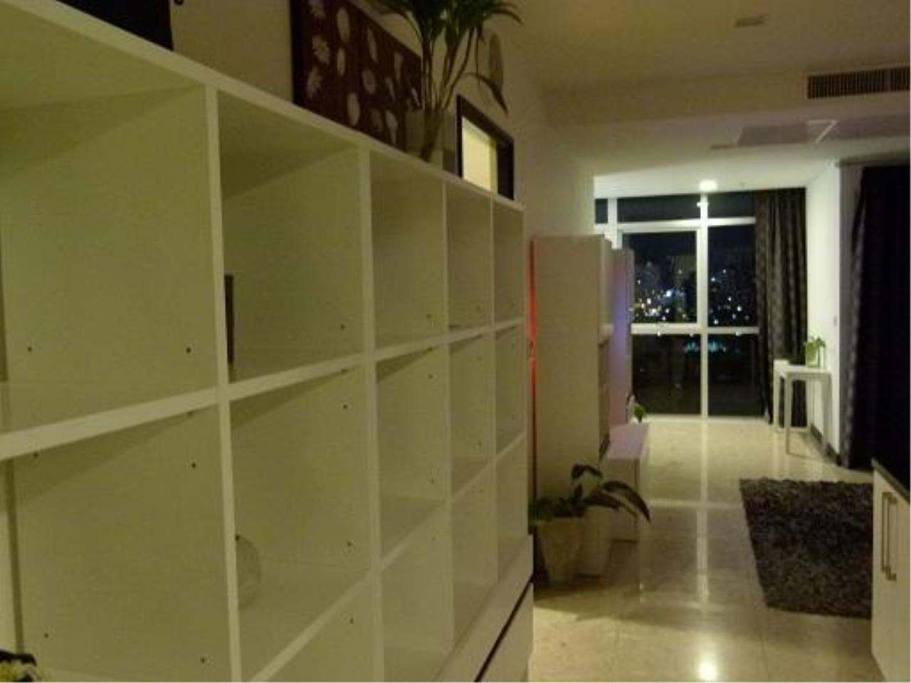 Piri Property Agency's one bedroom  For Rent Nusasiri Grand Condo 4