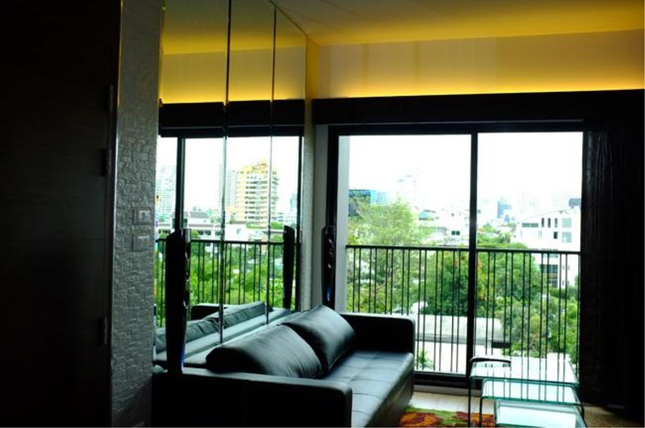 Piri Property Agency's one bedroom  For Rent Noble Reveal 4