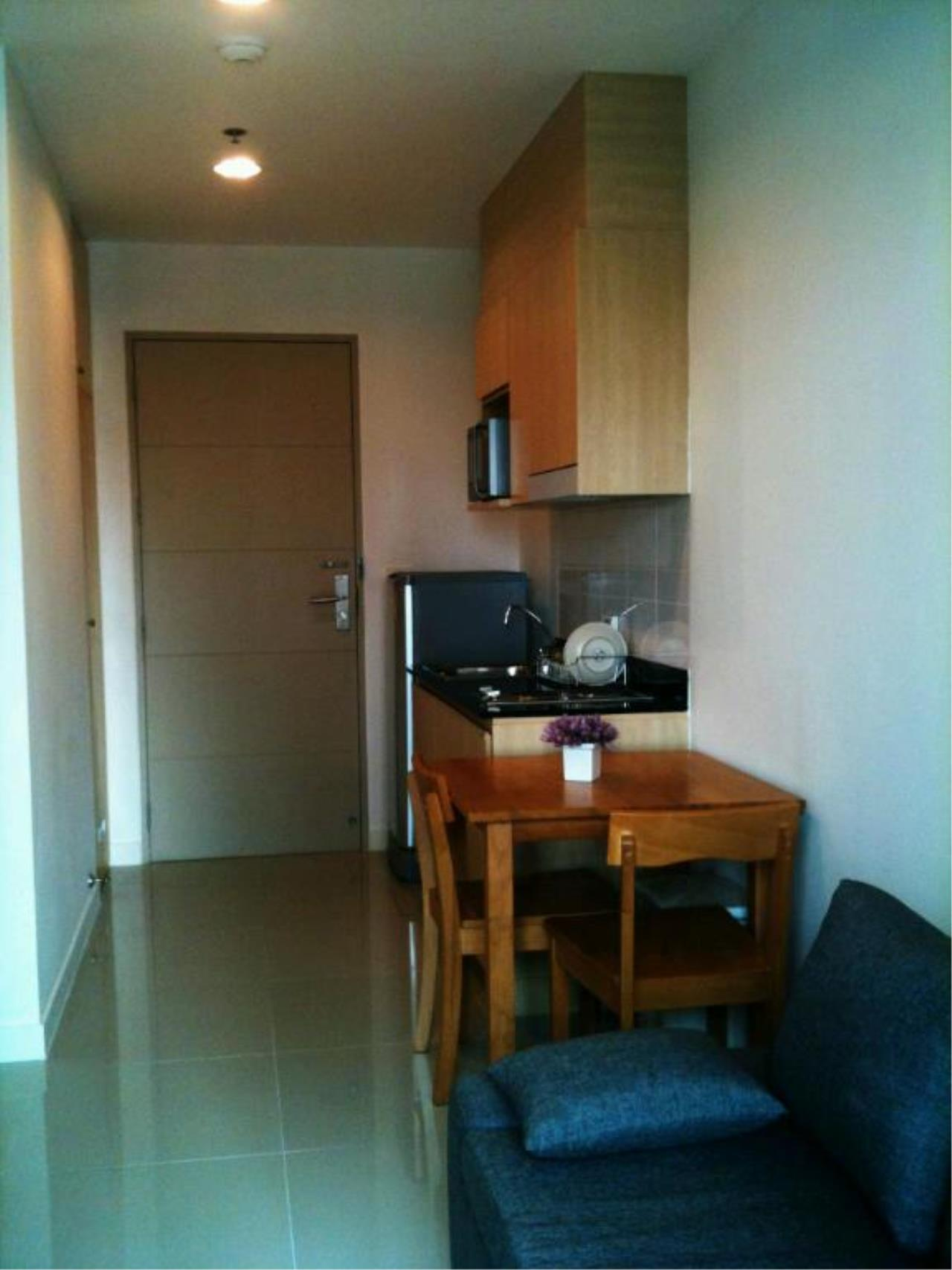 Piri Property Agency's one bedroom  For Rent IDEO Ratchada-Huaykwang 2