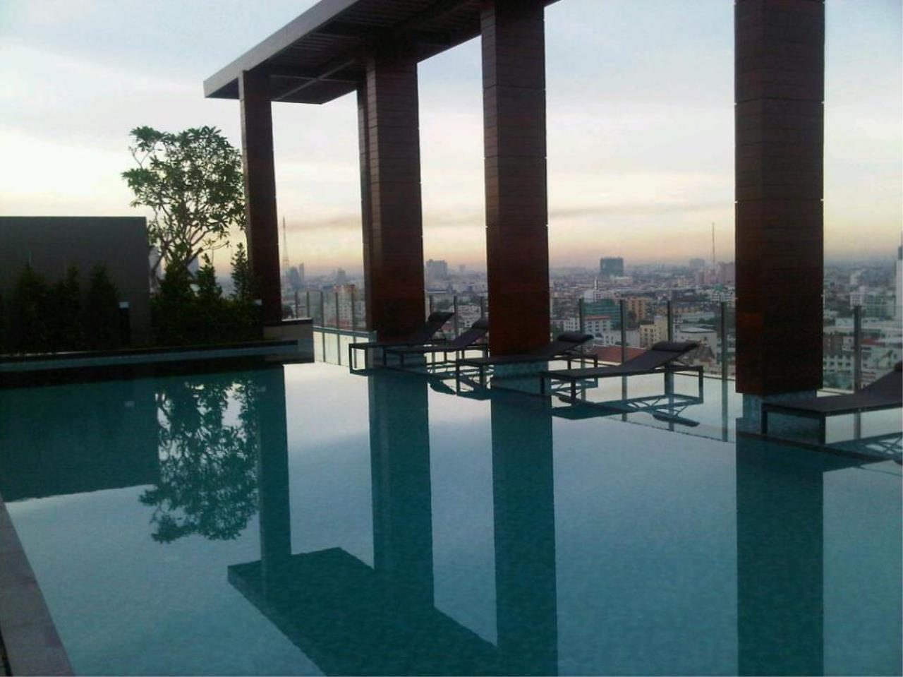 Piri Property Agency's one bedroom  For Rent IDEO Ratchada-Huaykwang 6