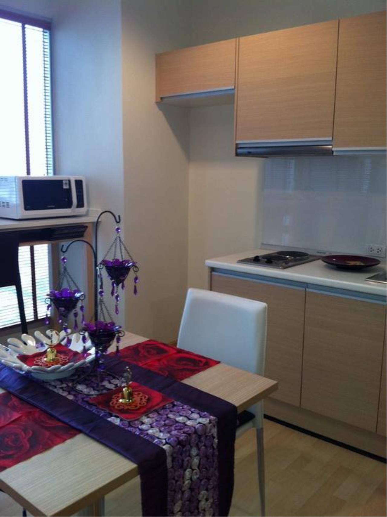 Piri Property Agency's one bedroom  For Rent Rhythm Ratchada - Huay Kwang 2