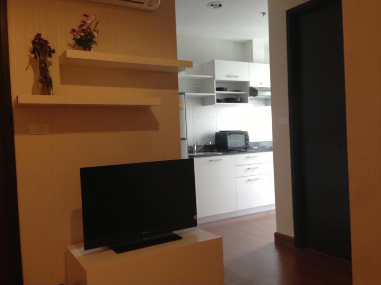 Piri Property Agency's one bedroom  For Rent Diamond Ratchada 11