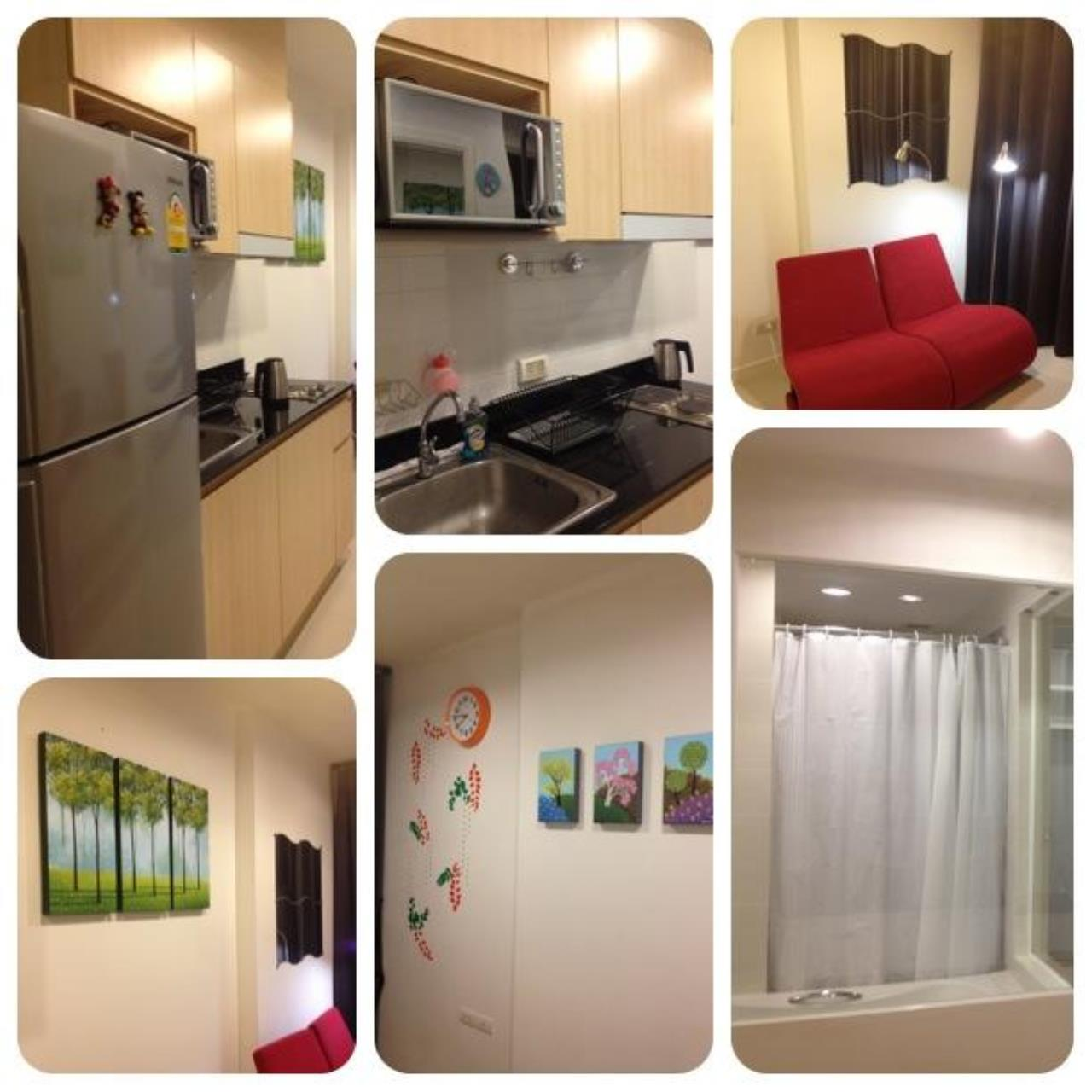 Piri Property Agency's one bedroom  For Sale IDEO Ratchada-Huaykwang 2
