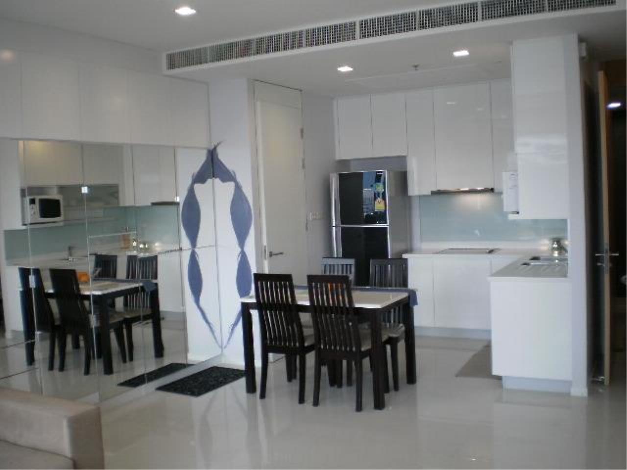 Piri Property Agency's 2 bedrooms  For Rent Amanta Lumpini 10