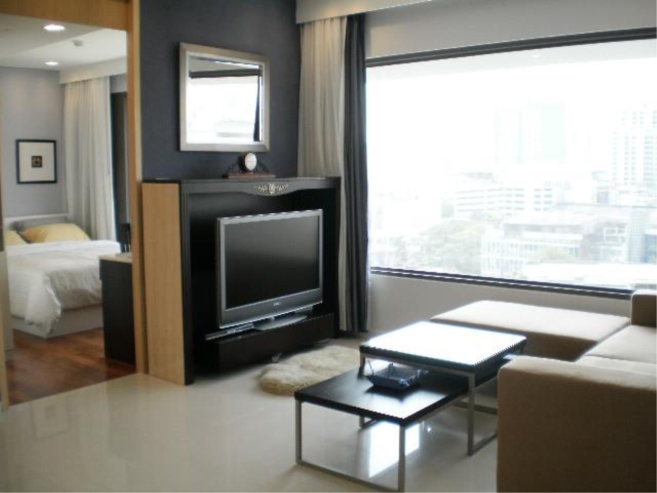 Piri Property Agency's 2 bedrooms  For Rent Amanta Lumpini 9