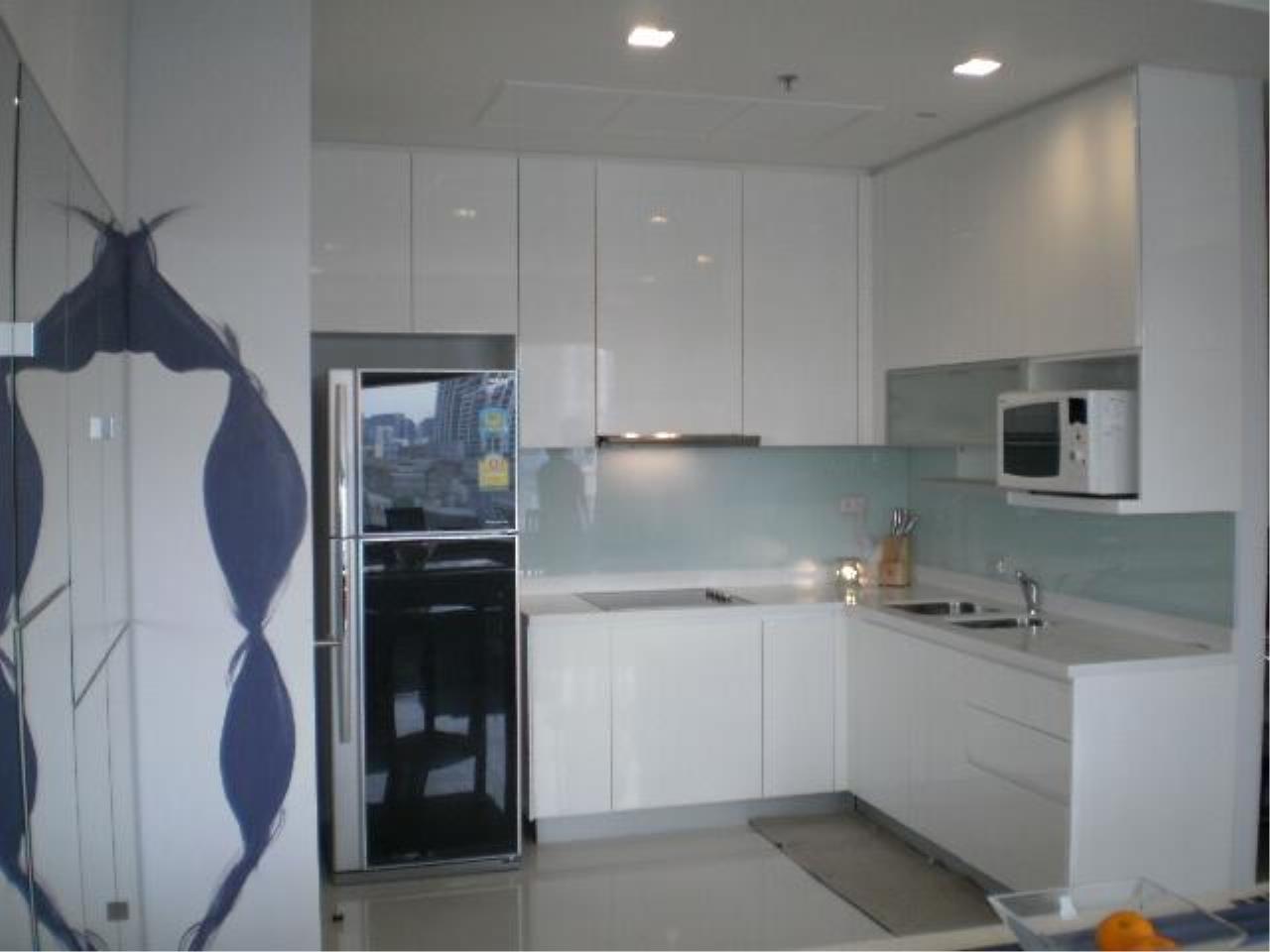 Piri Property Agency's 2 bedrooms  For Rent Amanta Lumpini 8