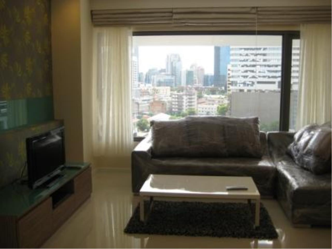Piri Property Agency's one bedroom  For Rent Amanta Lumpini 9