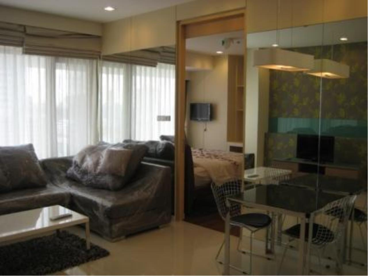 Piri Property Agency's one bedroom  For Rent Amanta Lumpini 8