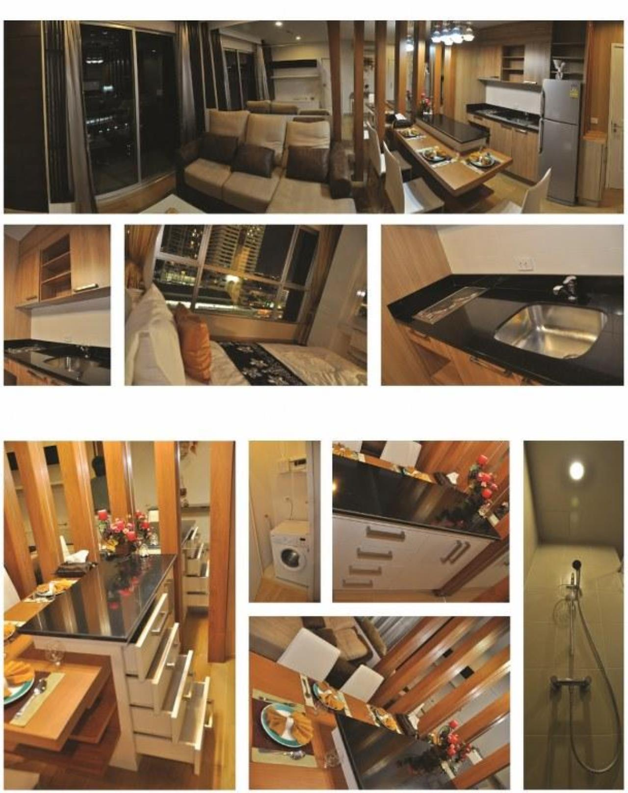 Piri Property Agency's one bedroom  For Rent Hive @ Sathorn 3