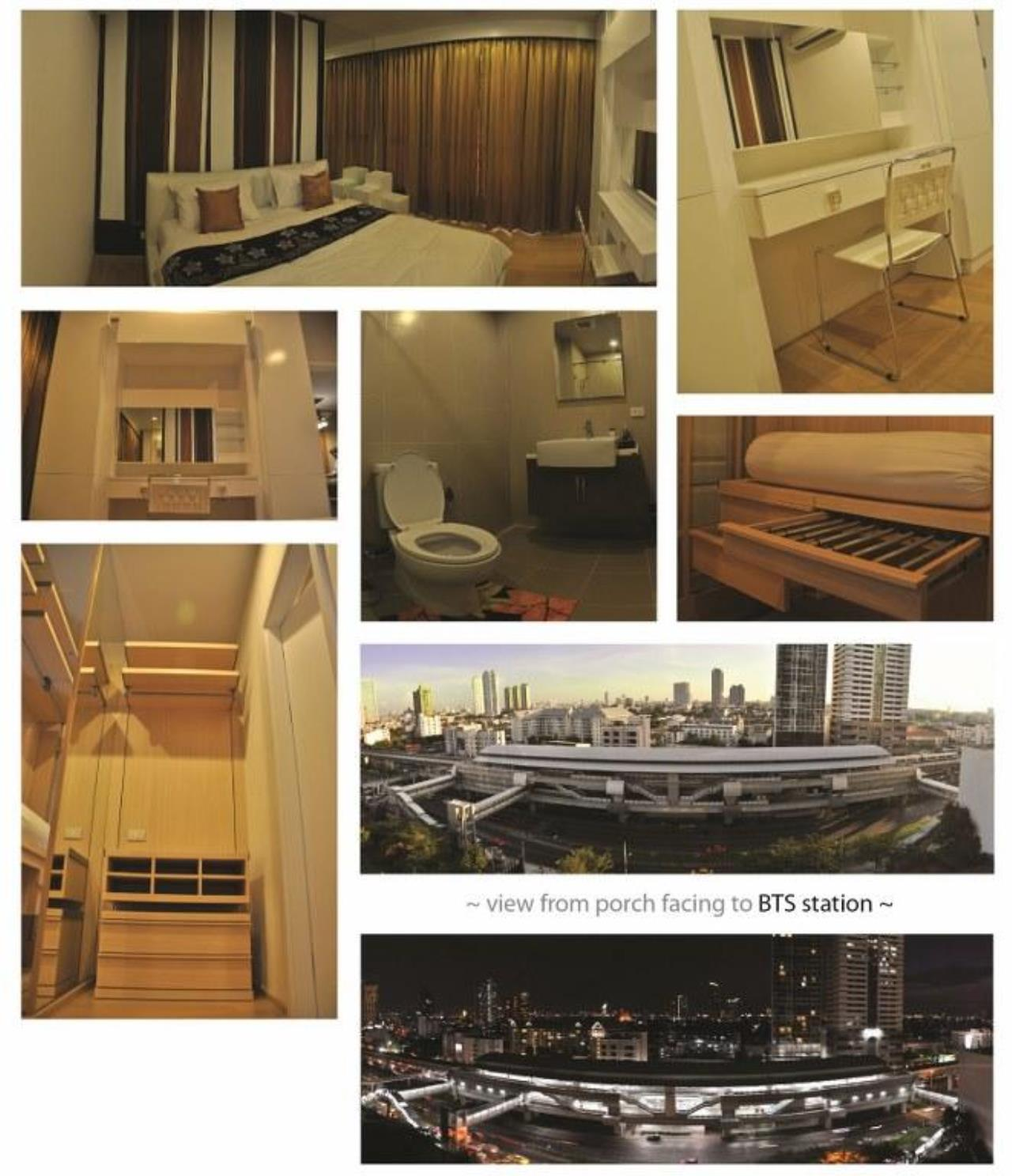 Piri Property Agency's one bedroom  For Rent Hive @ Sathorn 1