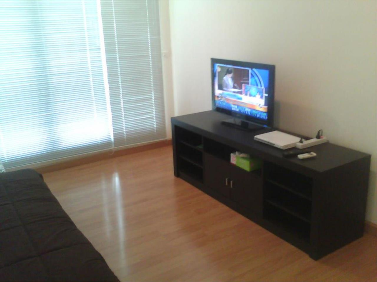 Piri Property Agency's 2 bedrooms  For Rent Life@Ratchada-Ladprao 36 1
