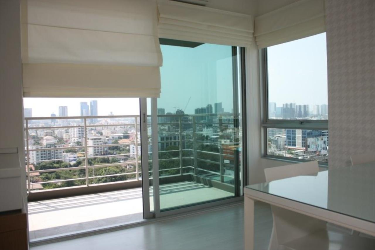 Piri Property Agency's 2 bedrooms  For Rent The Room Ratchada - Ladprao 7