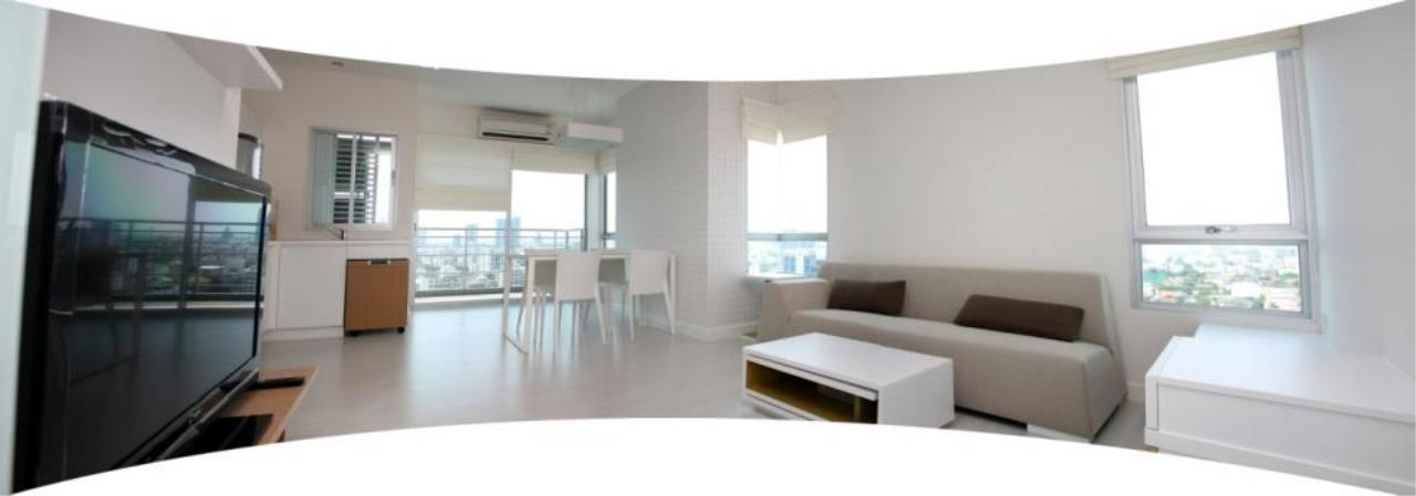 Piri Property Agency's 2 bedrooms  For Rent The Room Ratchada - Ladprao 8