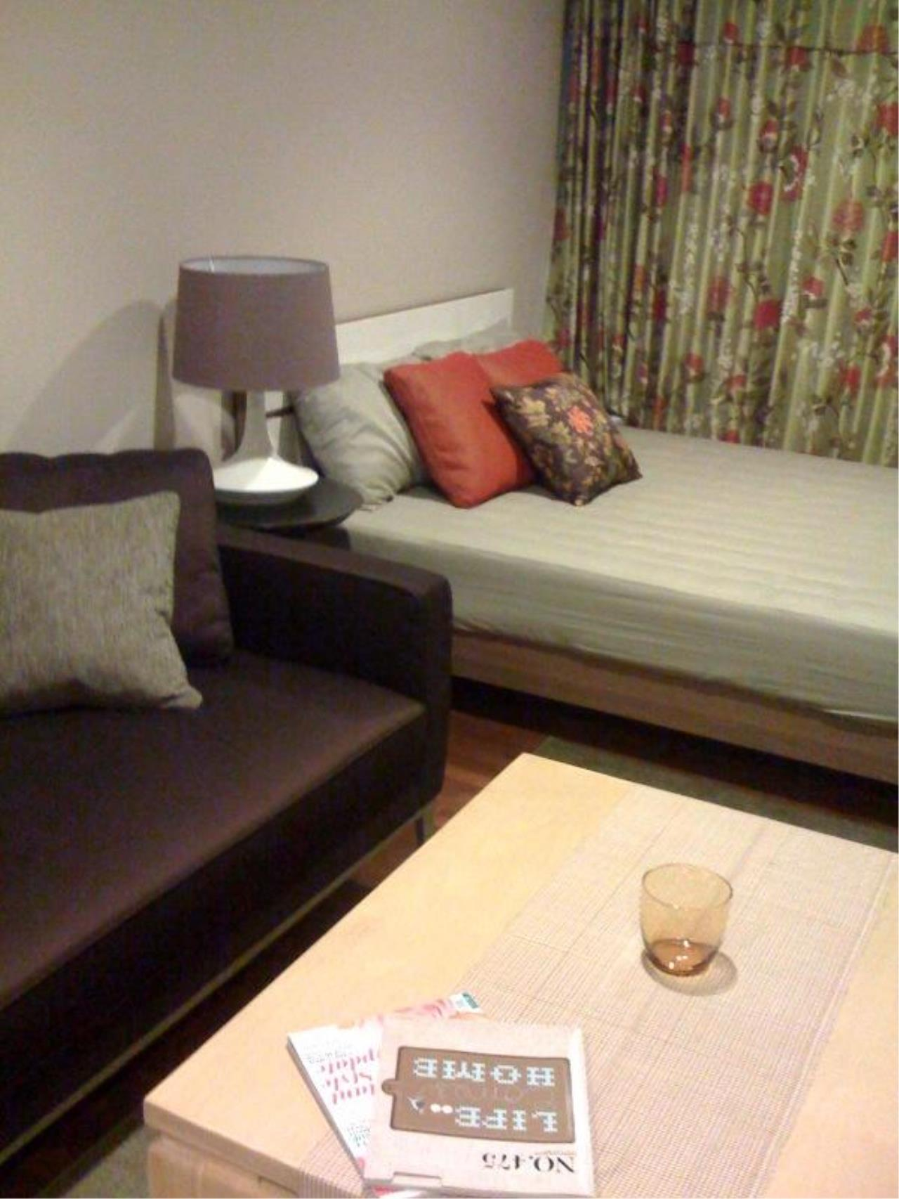 Piri Property Agency's Studio bedrooms  For Rent Baan Ploenchit 2