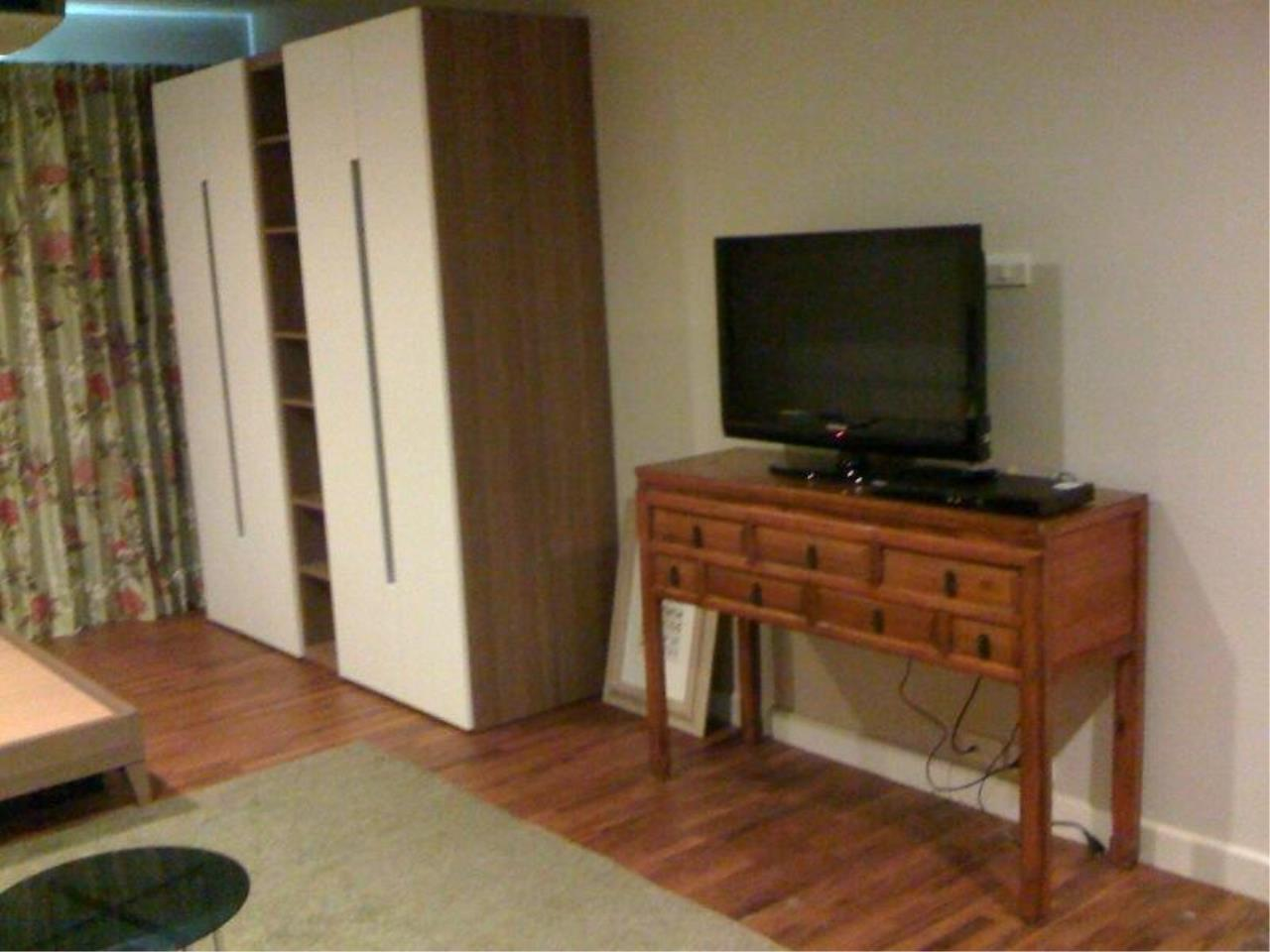 Piri Property Agency's Studio bedrooms  For Rent Baan Ploenchit 1