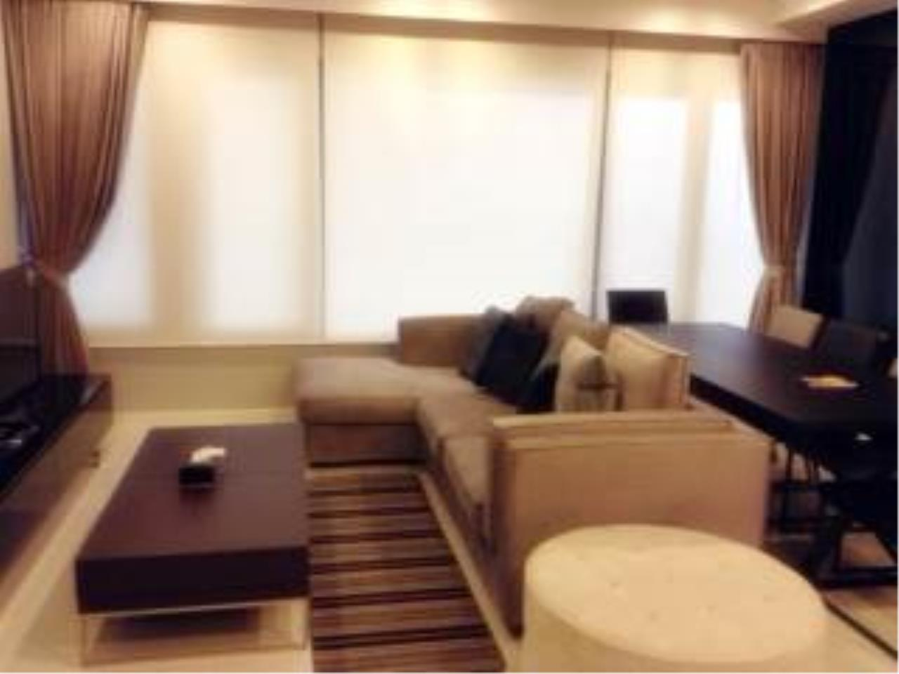 Piri Property Agency's 2 bedrooms  For Rent Amanta Lumpini 5