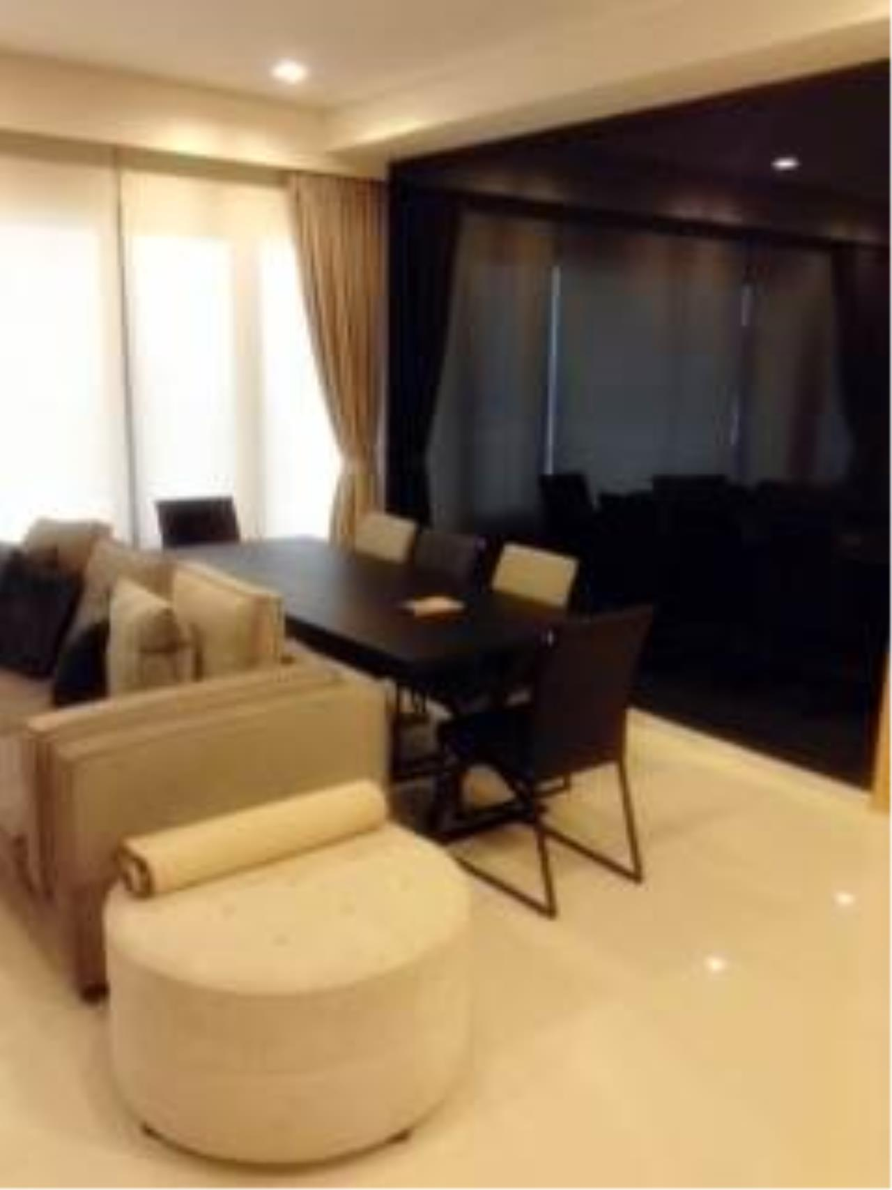 Piri Property Agency's 2 bedrooms  For Rent Amanta Lumpini 12