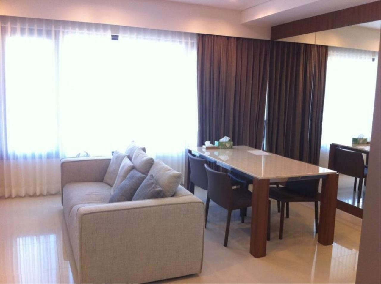 Piri Property Agency's 2 bedrooms  For Rent Amanta Lumpini 2