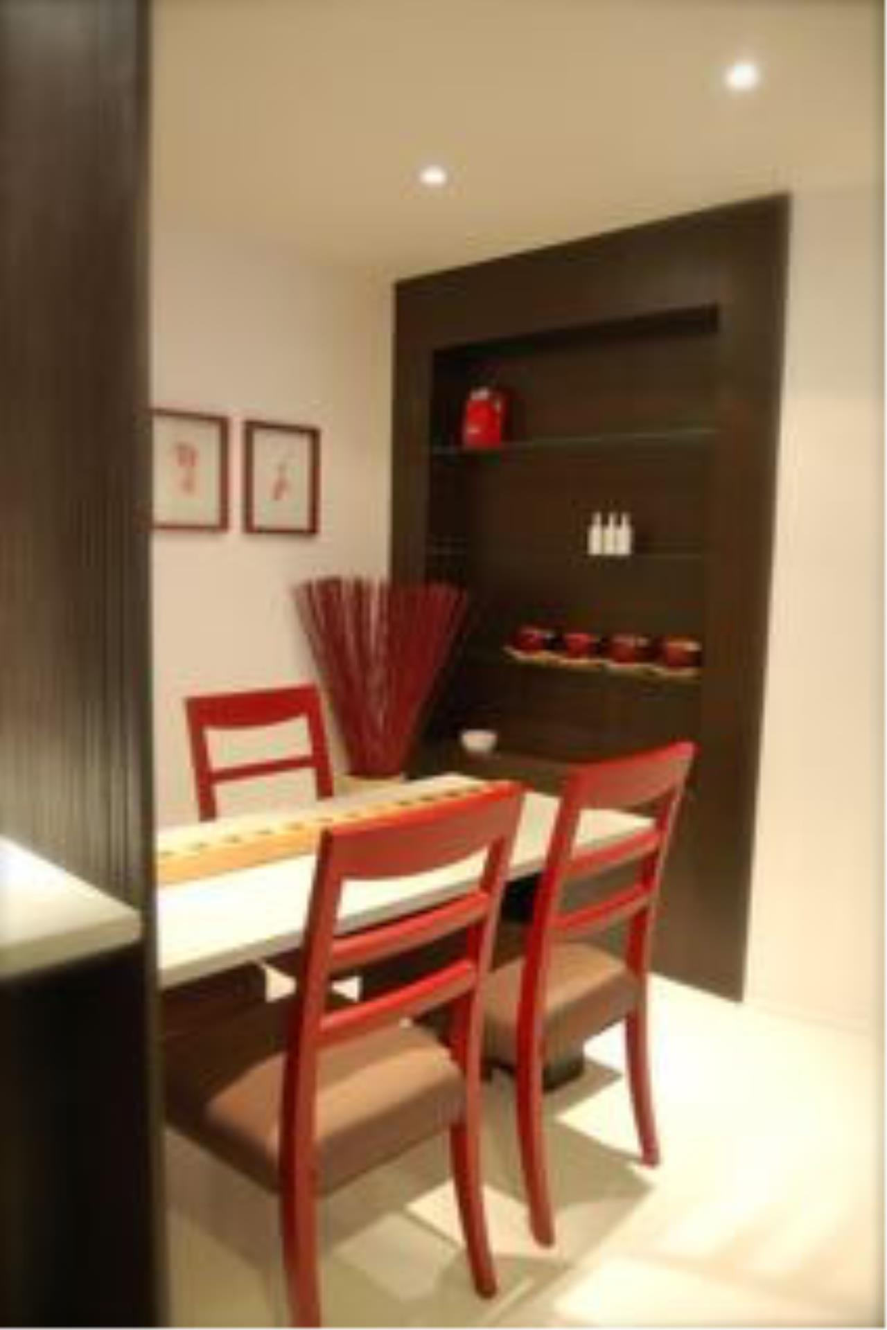 Piri Property Agency's 2 bedrooms  For Rent Wittayu Complex 4