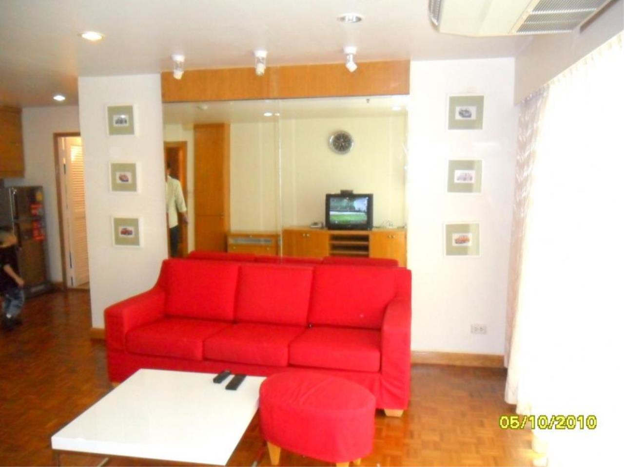 Piri Property Agency's one bedroom  For Rent Sukhumvit Suite 2