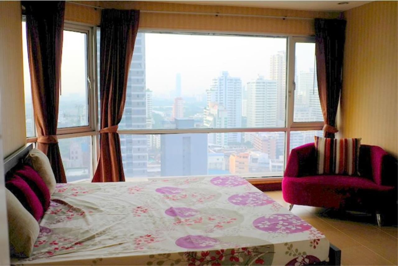 Piri Property Agency's one bedroom  For Rent Sukhumvit Suite 3