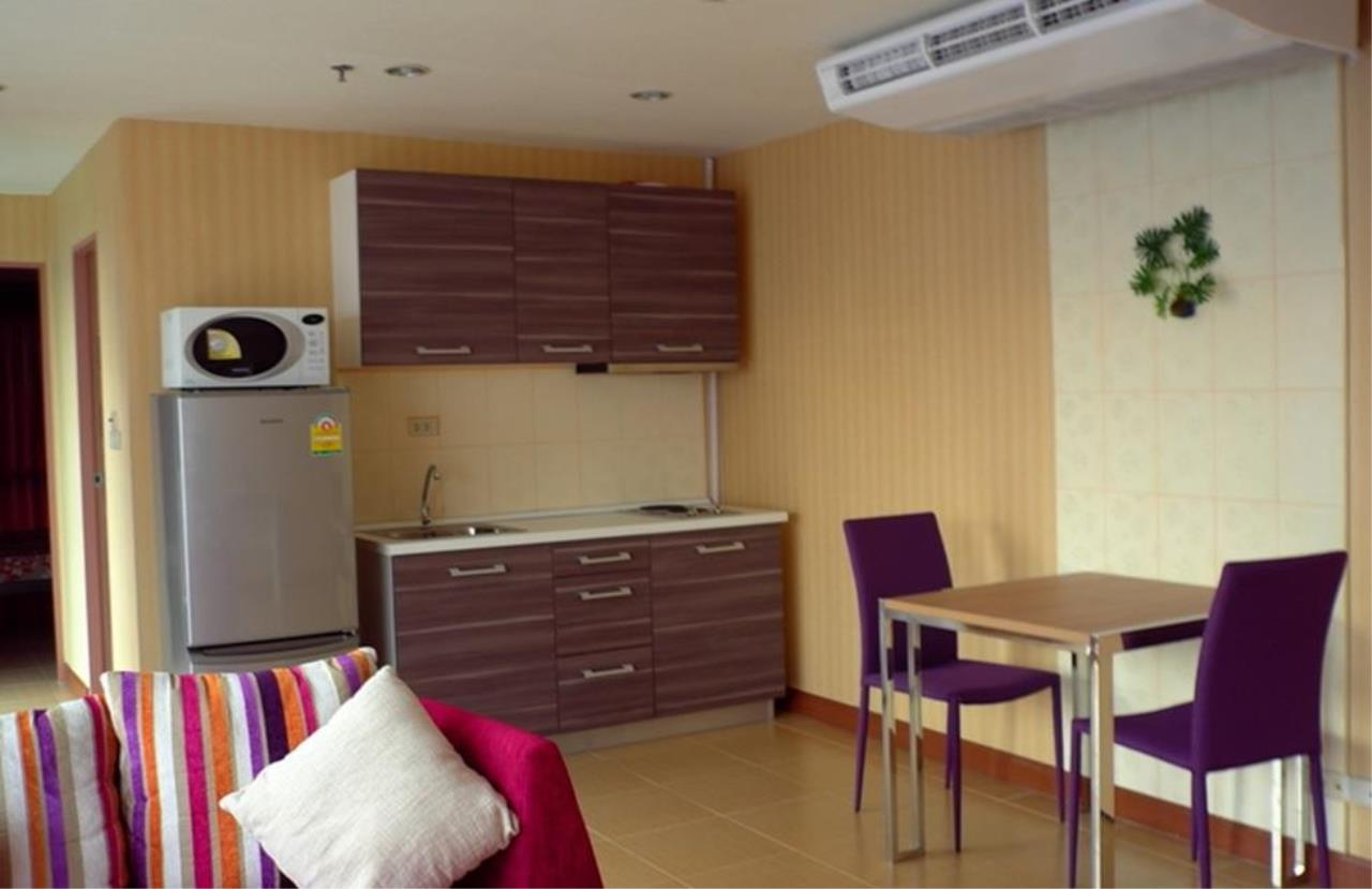 Piri Property Agency's one bedroom  For Rent Sukhumvit Suite 4