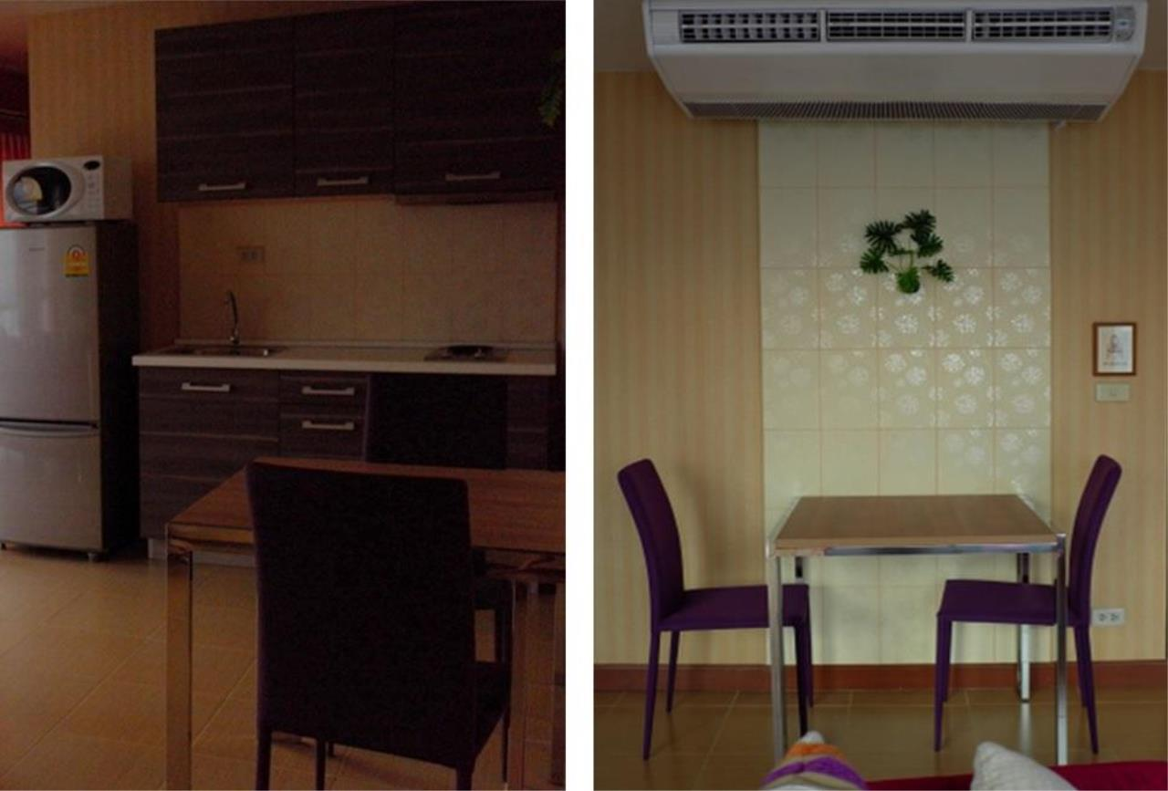 Piri Property Agency's one bedroom  For Rent Sukhumvit Suite 5