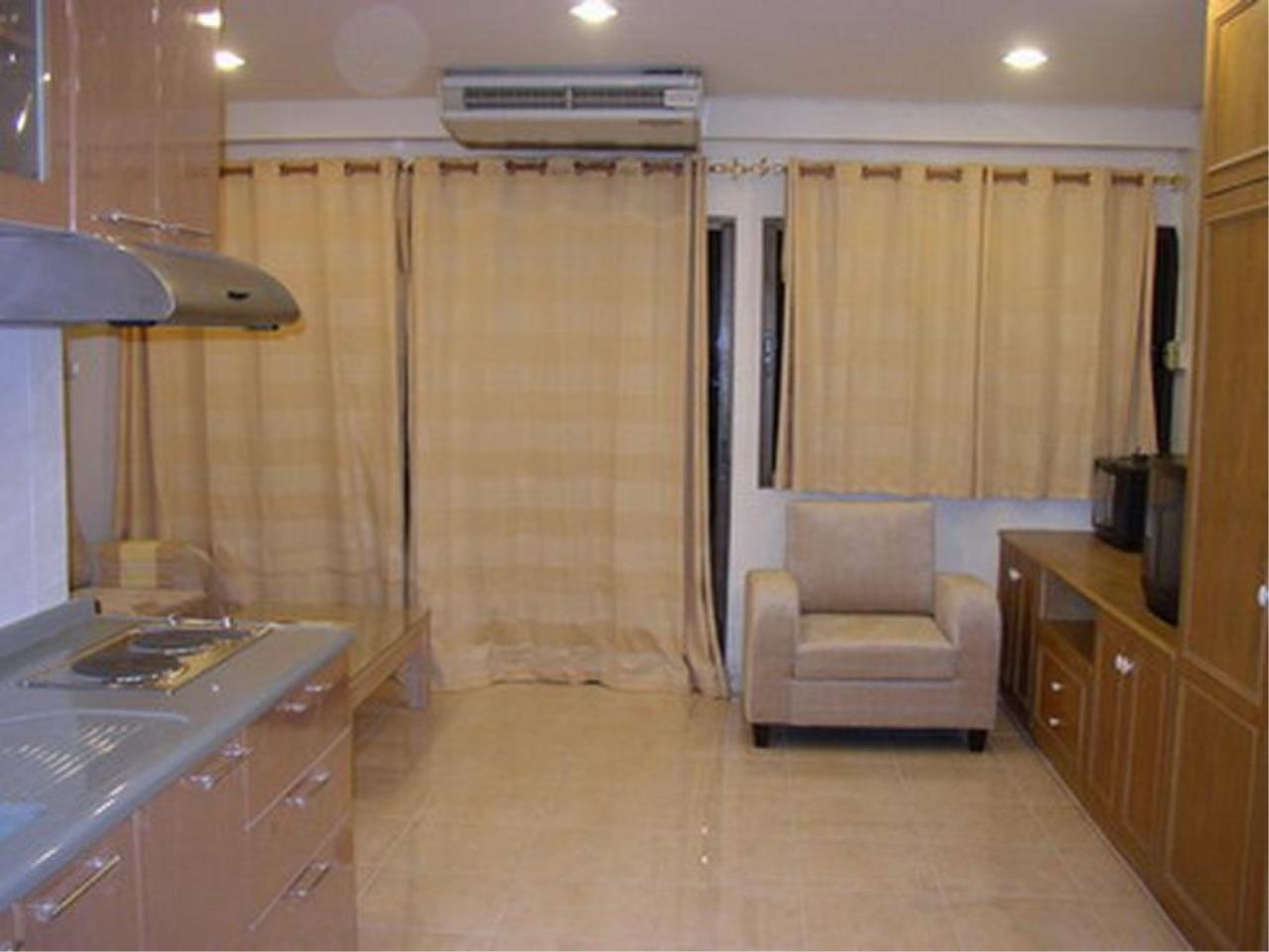 Piri Property Agency's one bedroom  For Rent Saranjai Mansion 7