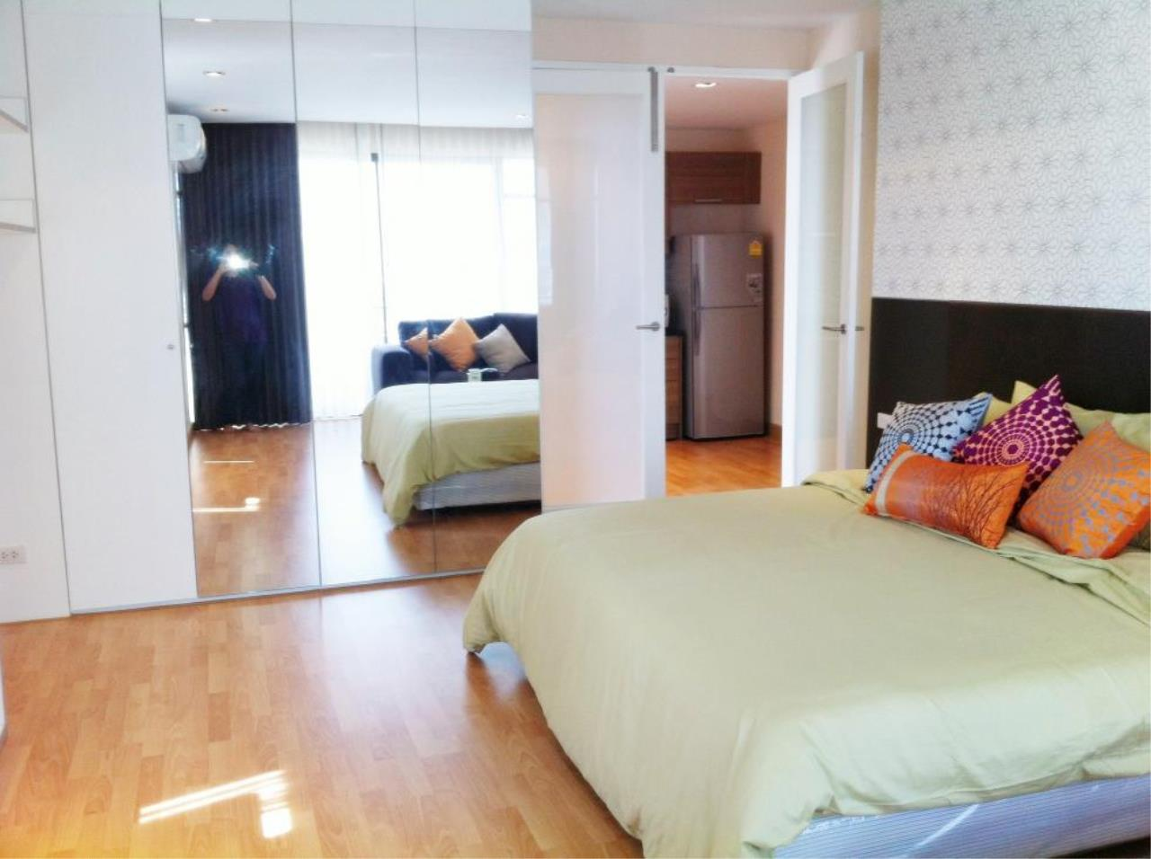 Piri Property Agency's Studio bedrooms  For Rent Nantiruj Tower 3
