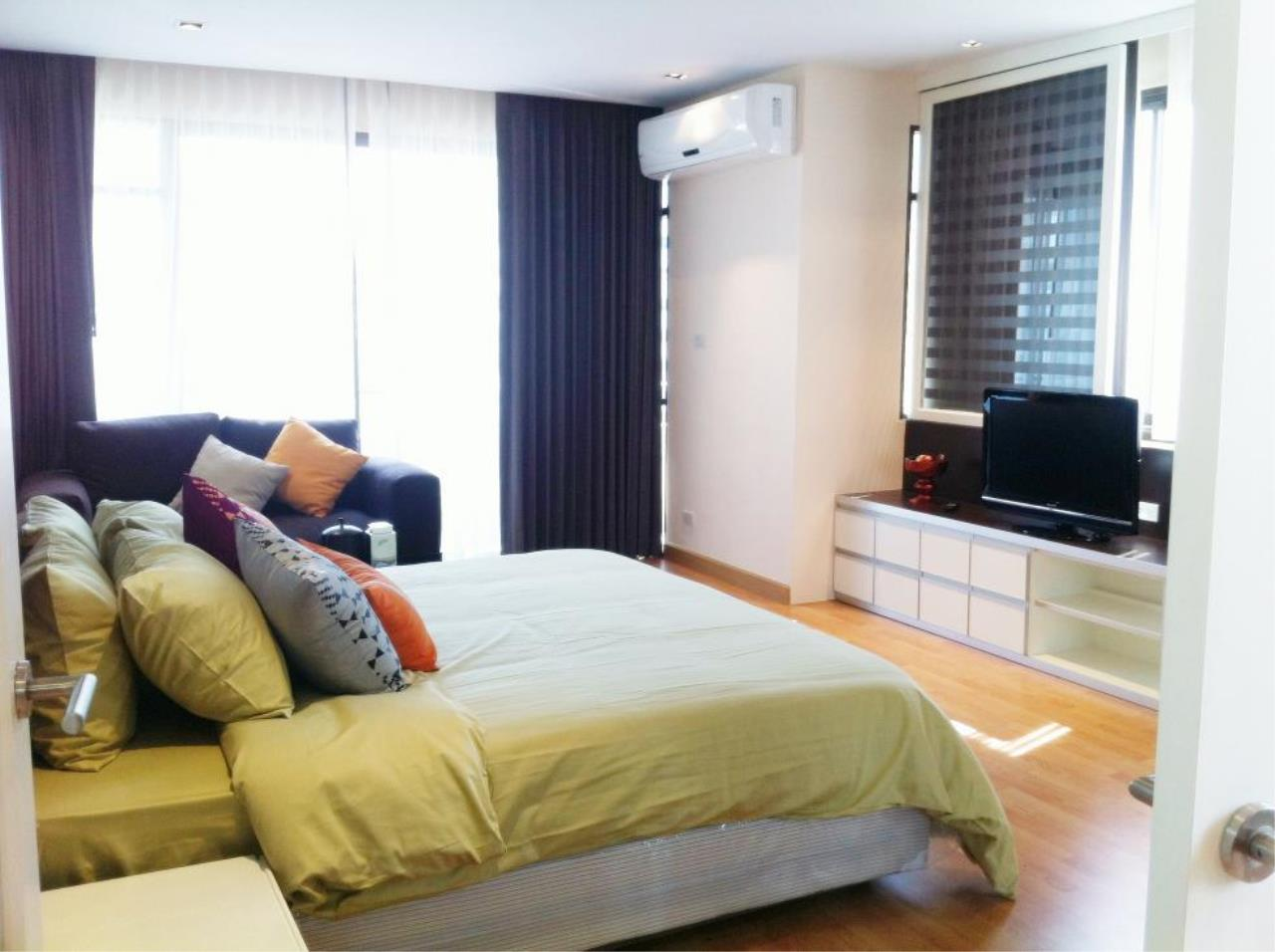 Piri Property Agency's Studio bedrooms  For Rent Nantiruj Tower 1