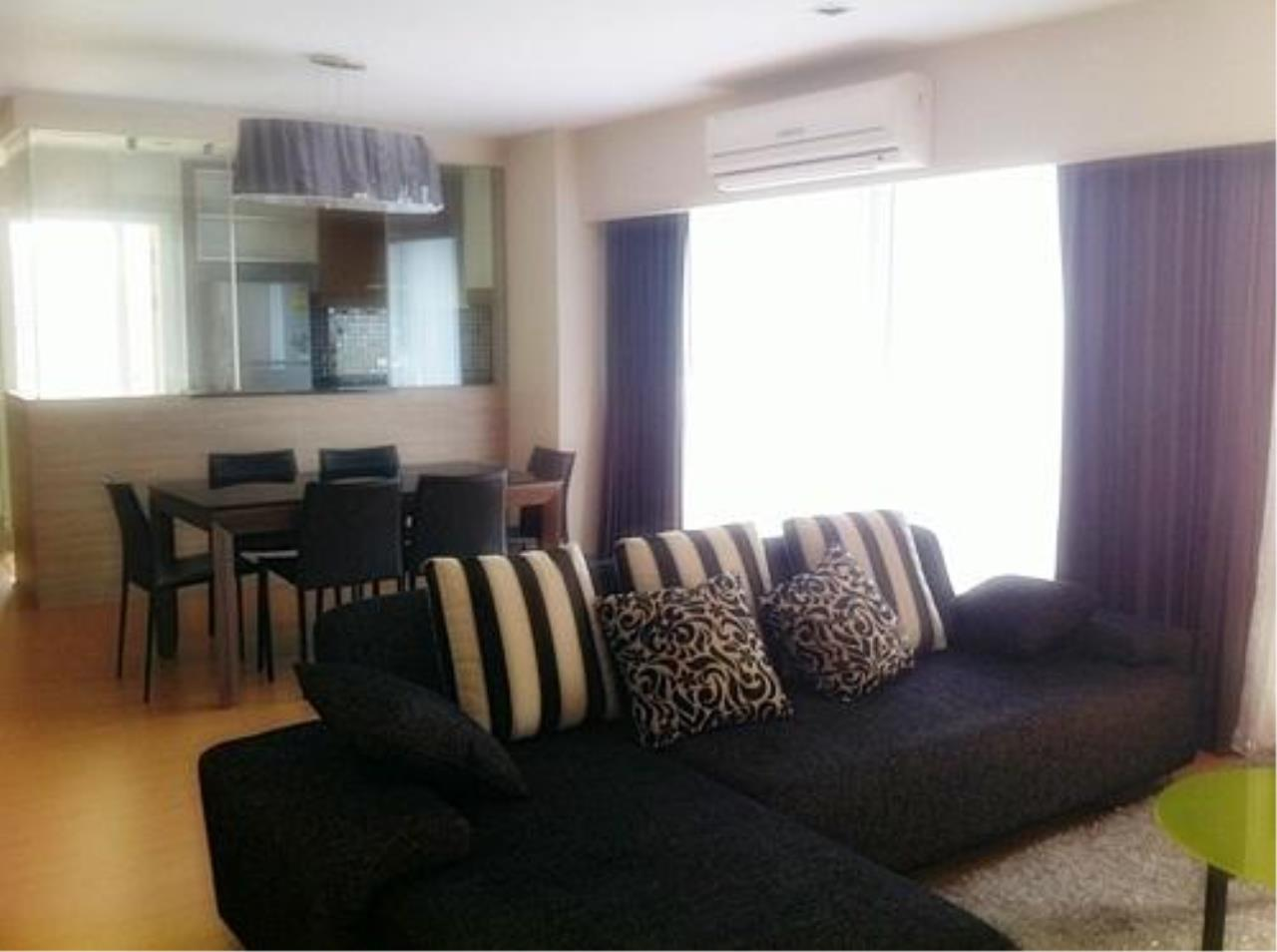 Piri Property Agency's 3 bedrooms  For Rent Nantiruj Tower 4