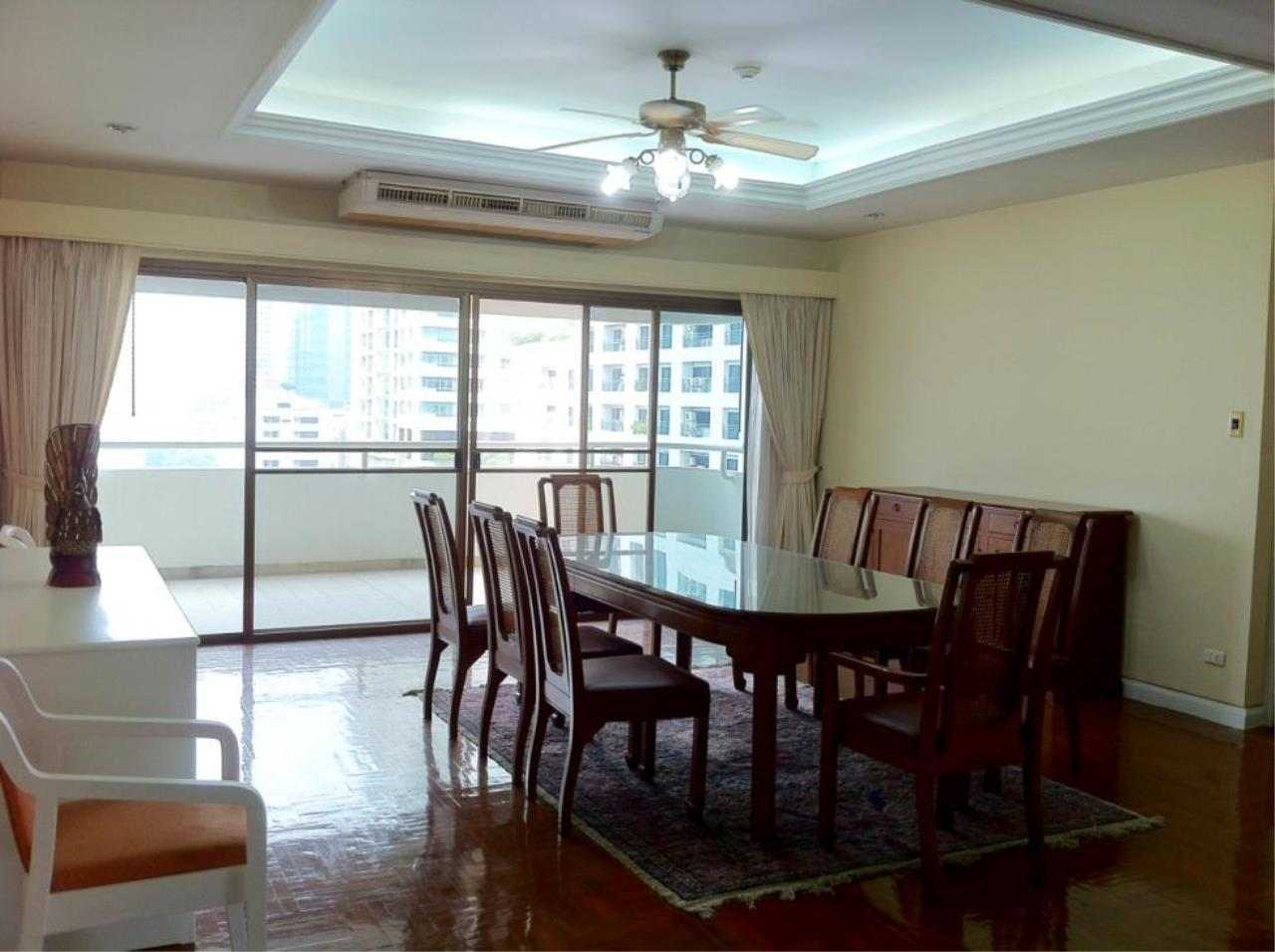 Piri Property Agency's 4 bedrooms  For Rent Tower Park Condo 8