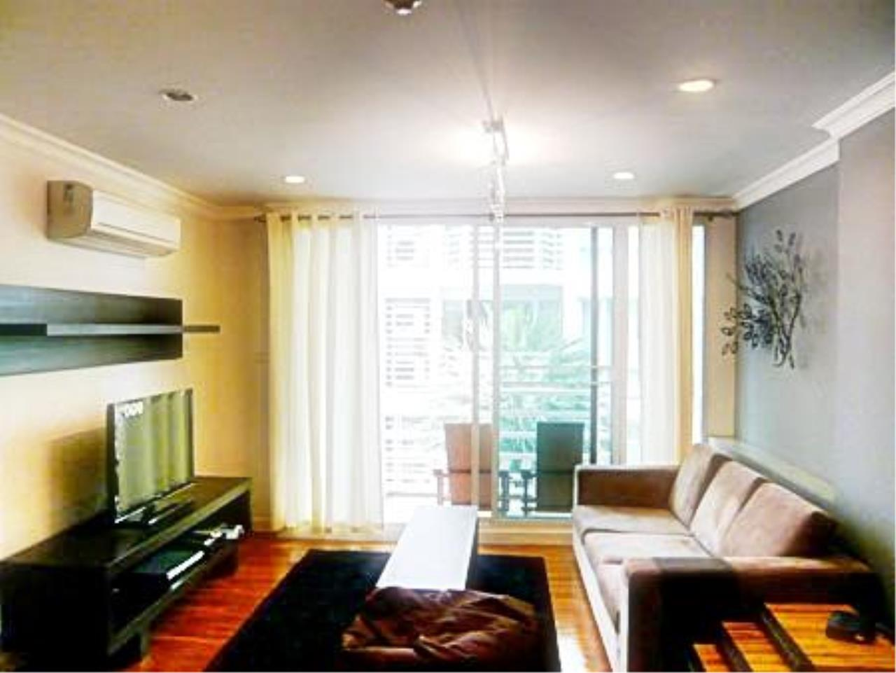 Piri Property Agency's 2 bedrooms  For Rent Siri @ Sukhumvit Soi 38 1