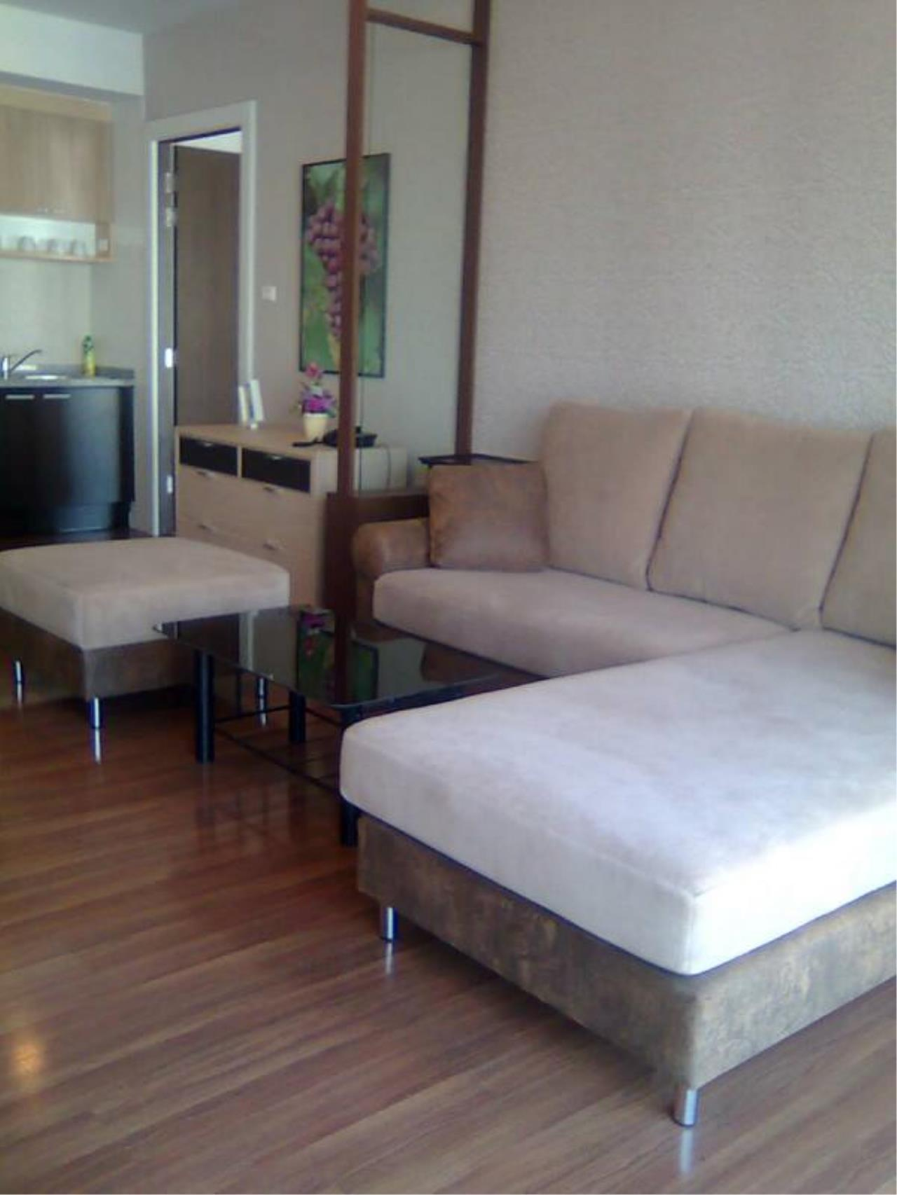Piri Property Agency's one bedroom  For Sale The Trendy Condominium 3