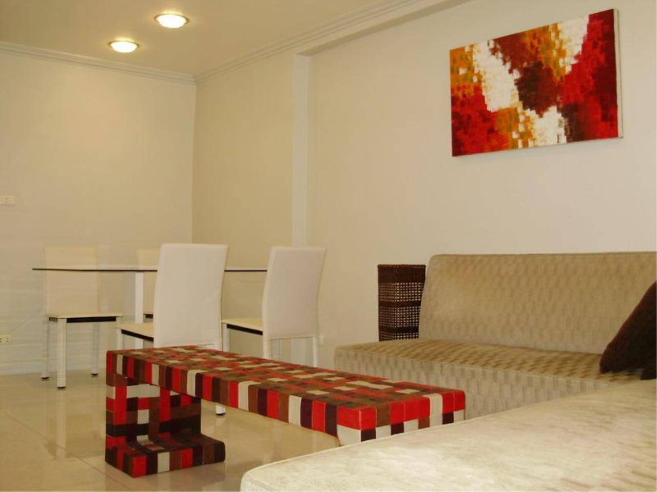 Piri Property Agency's one bedroom  For Rent Saranjai Mansion 6