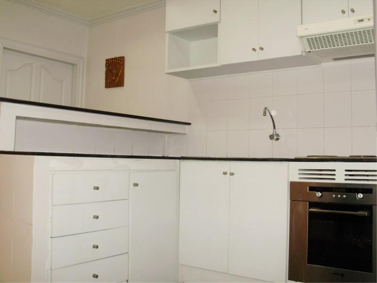 Piri Property Agency's one bedroom  For Rent Saranjai Mansion 4