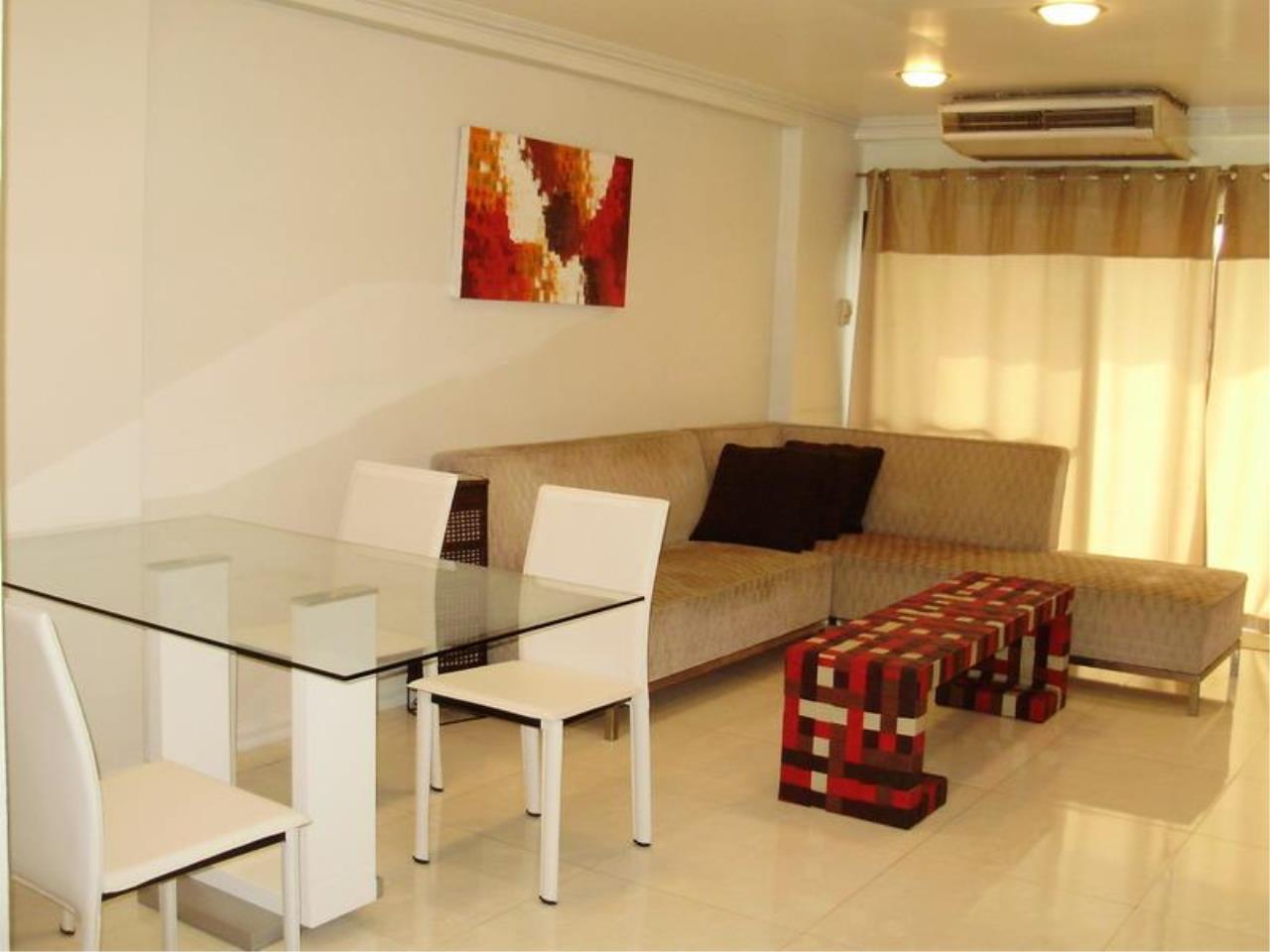 Piri Property Agency's one bedroom  For Rent Saranjai Mansion 8